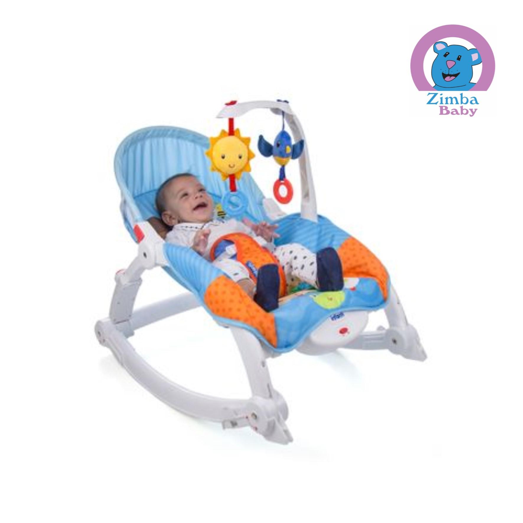Cadeira de Descanso - Pisolino até 18 kg   - Infanti
