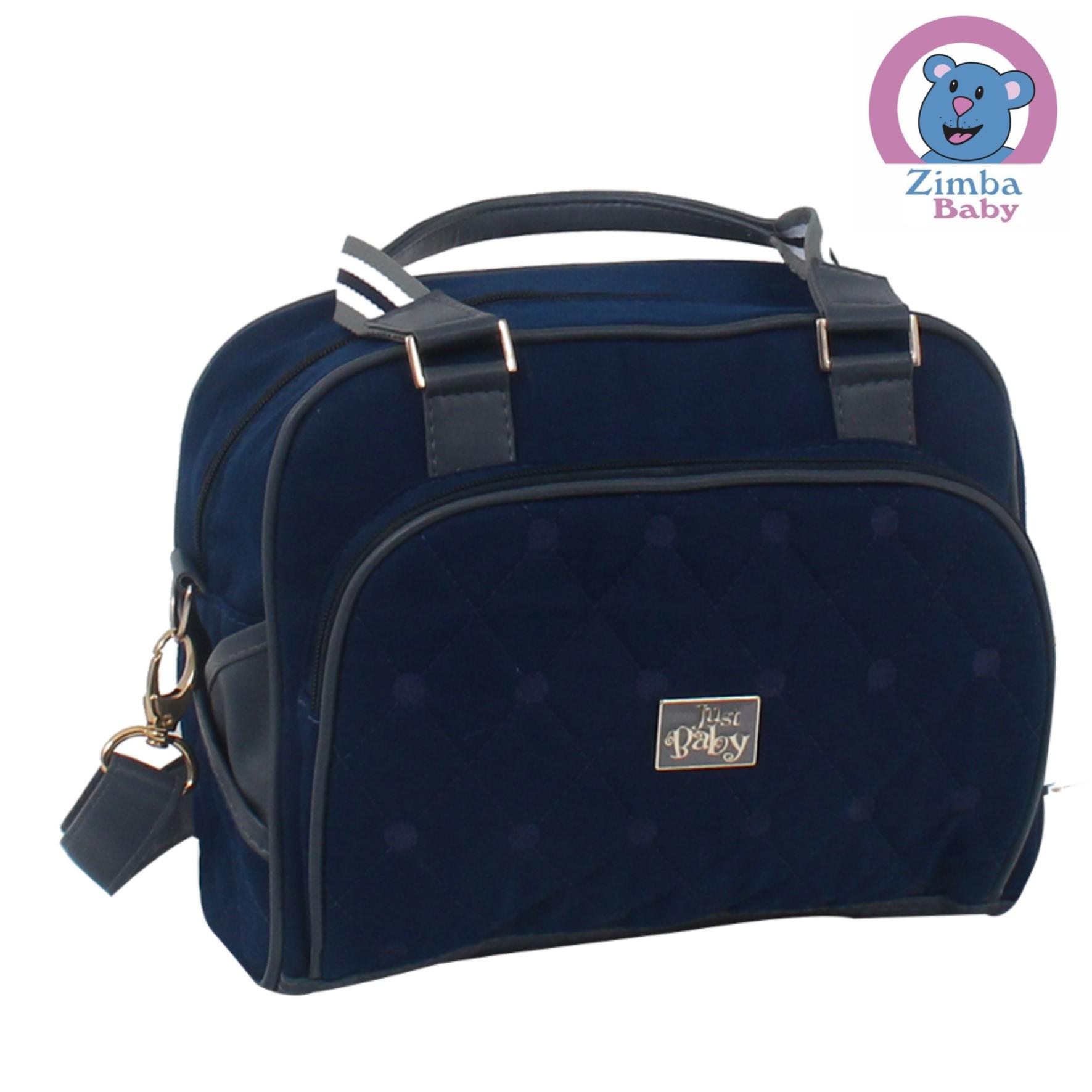 Bolsas e Malas Just Baby Monterey Azul