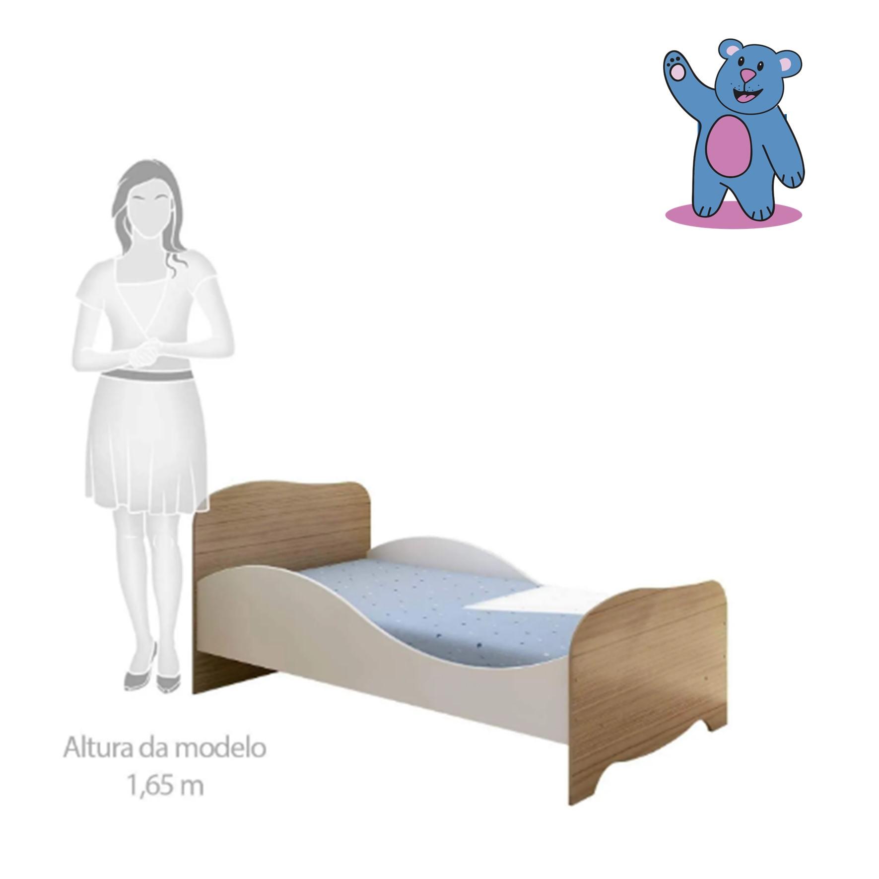Mini cama Uli Carvalho