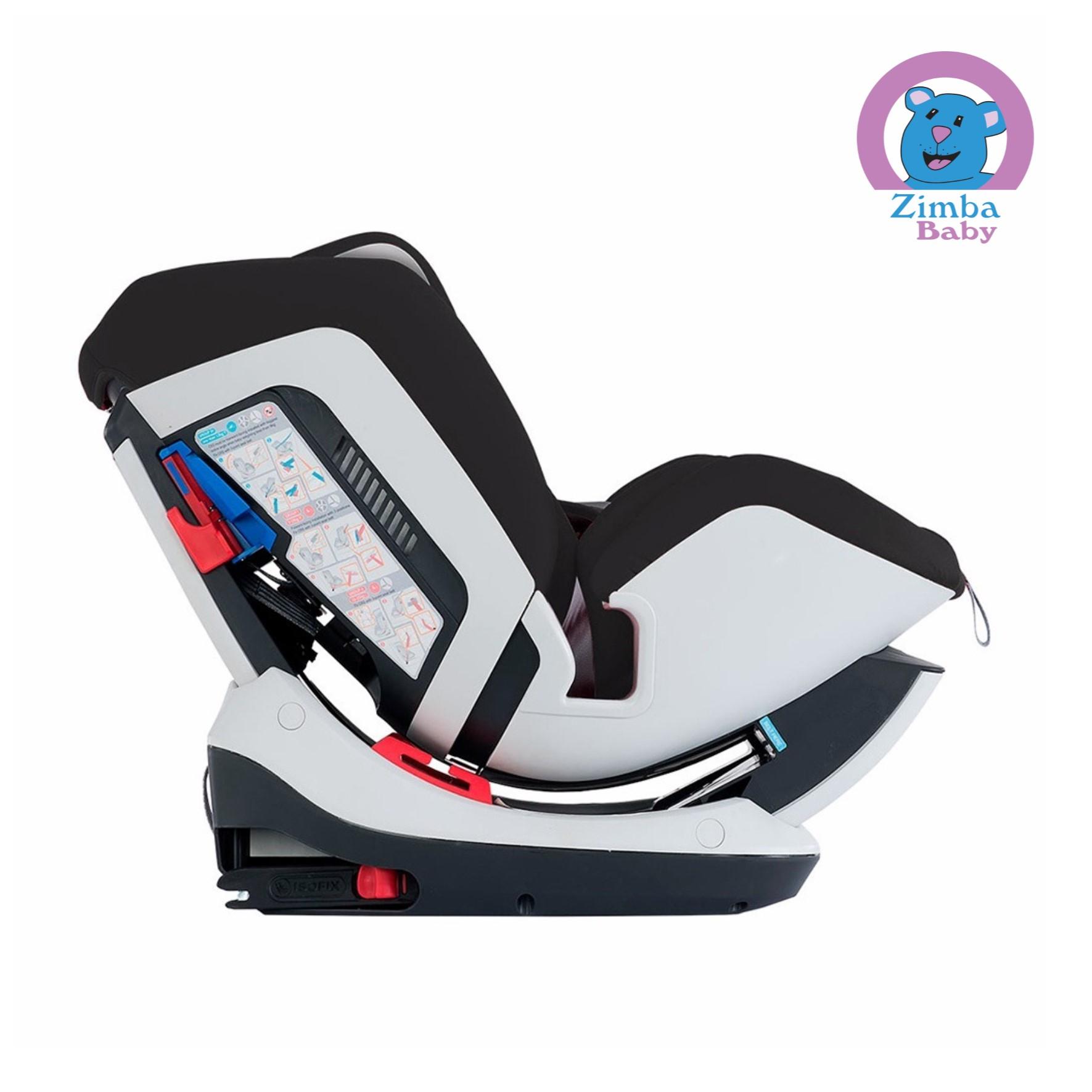 Cadeira de carro Seat Up Isofix - Chicco - 0 a 25 kg-Black