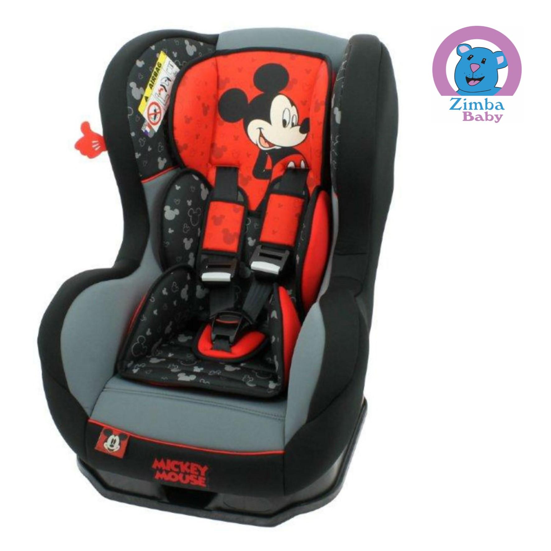 Cadeira de Auto - Cosmo SP- De 0 a 25kg - Disney Princesas - Nania