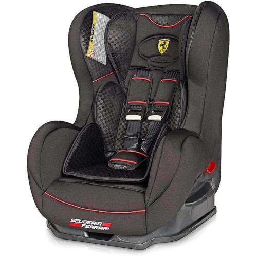 Cadeira para Auto - Cosmo SP Preta - De 0 a 25 Kg - Ferrari