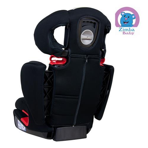 Cadeira de Auto - Key 2-3 - Preta Ombra - De 15 a 36 Kg - Chicco
