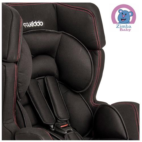 Cadeira para Auto Cosmos Vermelha - Reclinável 3 Posições - 0 à 25Kg - Kiddo
