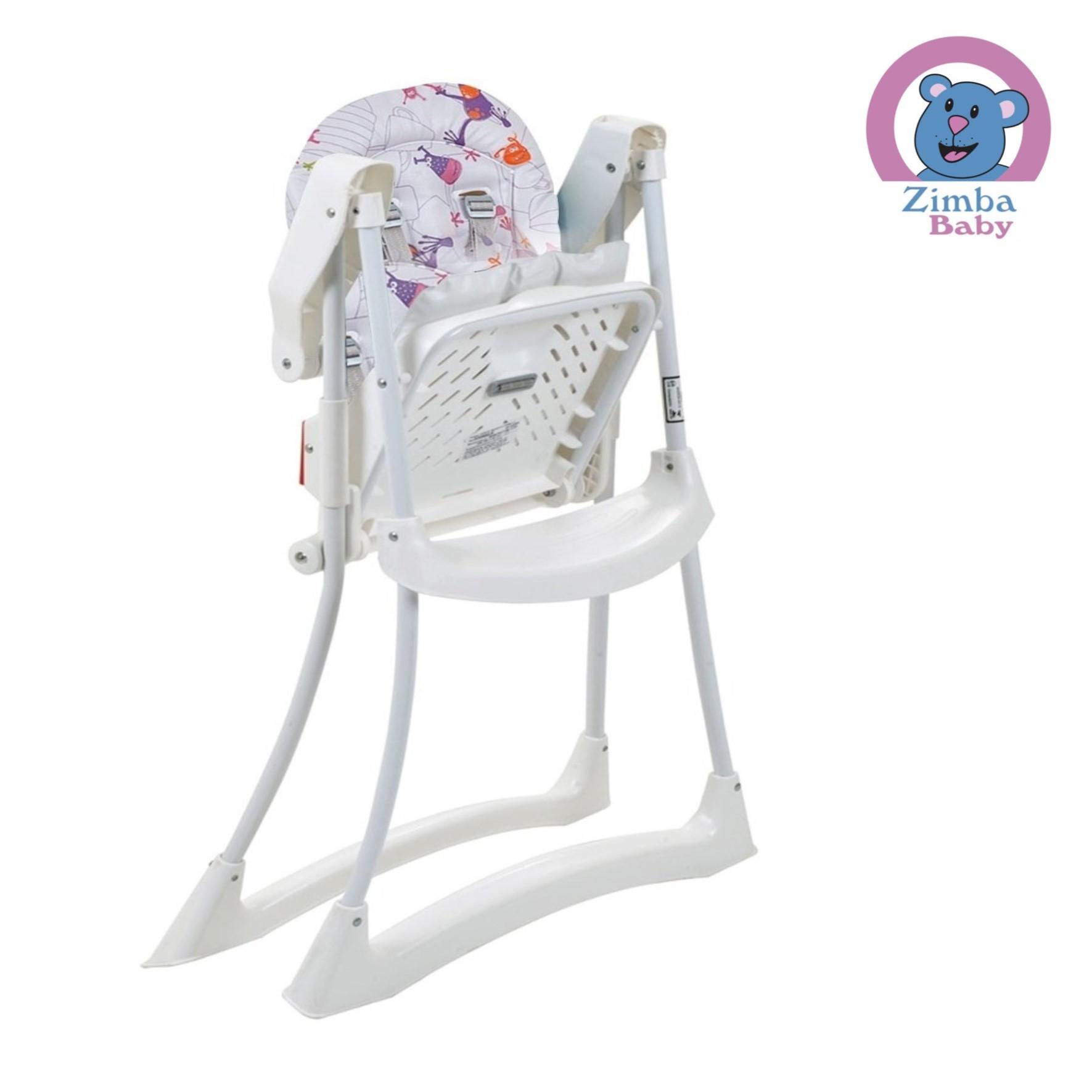 Cadeira de Alimentação Bon Appetit XL - Monstrinhos - Burigotto