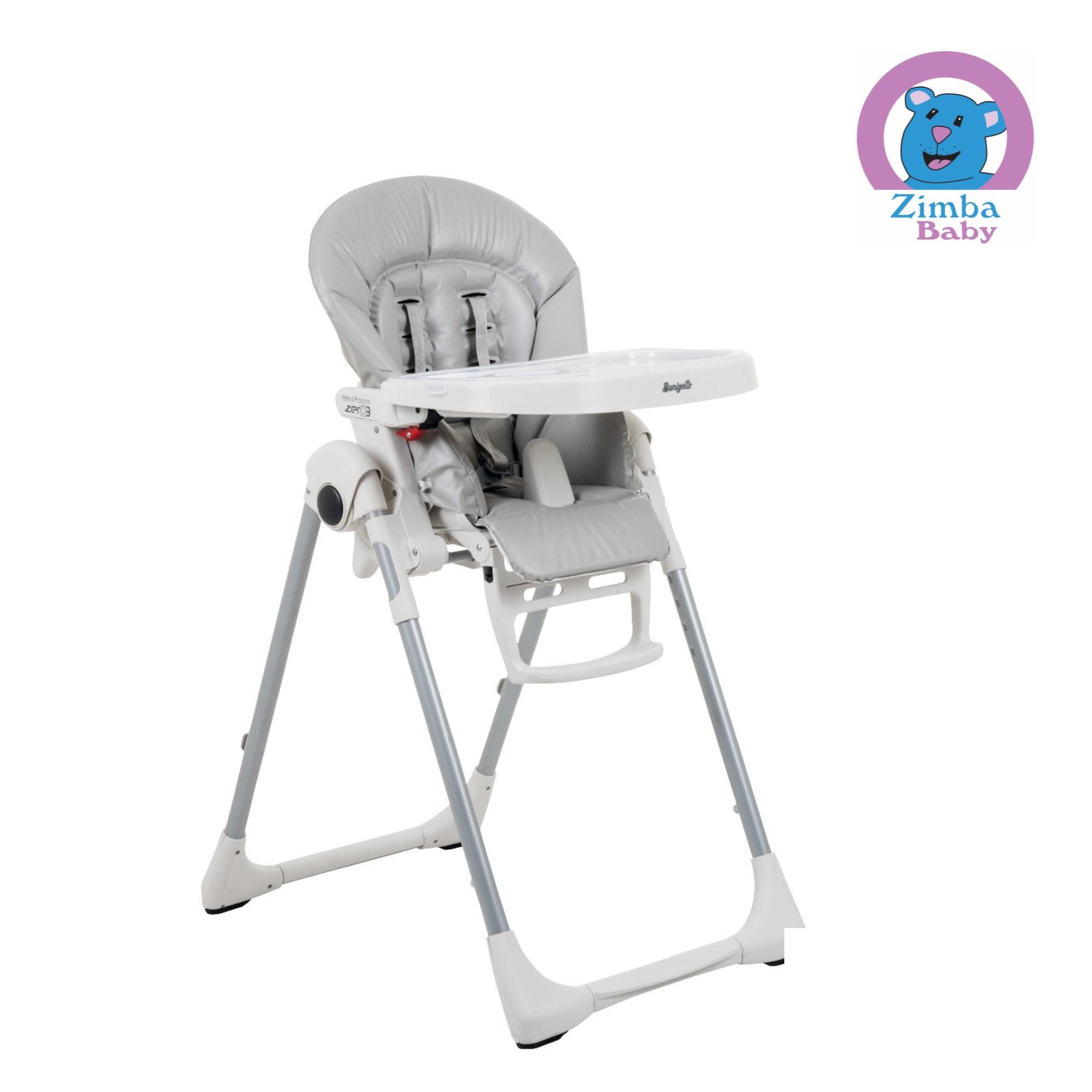 Cadeira de Alimentação Prima Pappa Zero 3  - Burigotto