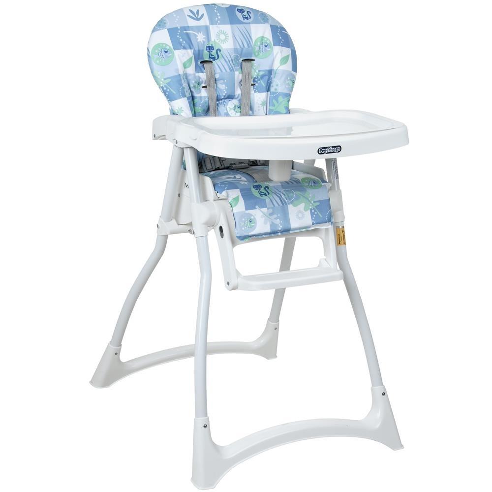 Cadeira de Alimentação Merenda - Peixinho Azul - Burigotto