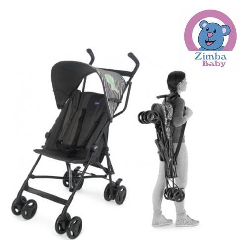 Carrinho New Snappy Cinza Grazy Cars  - Chicco