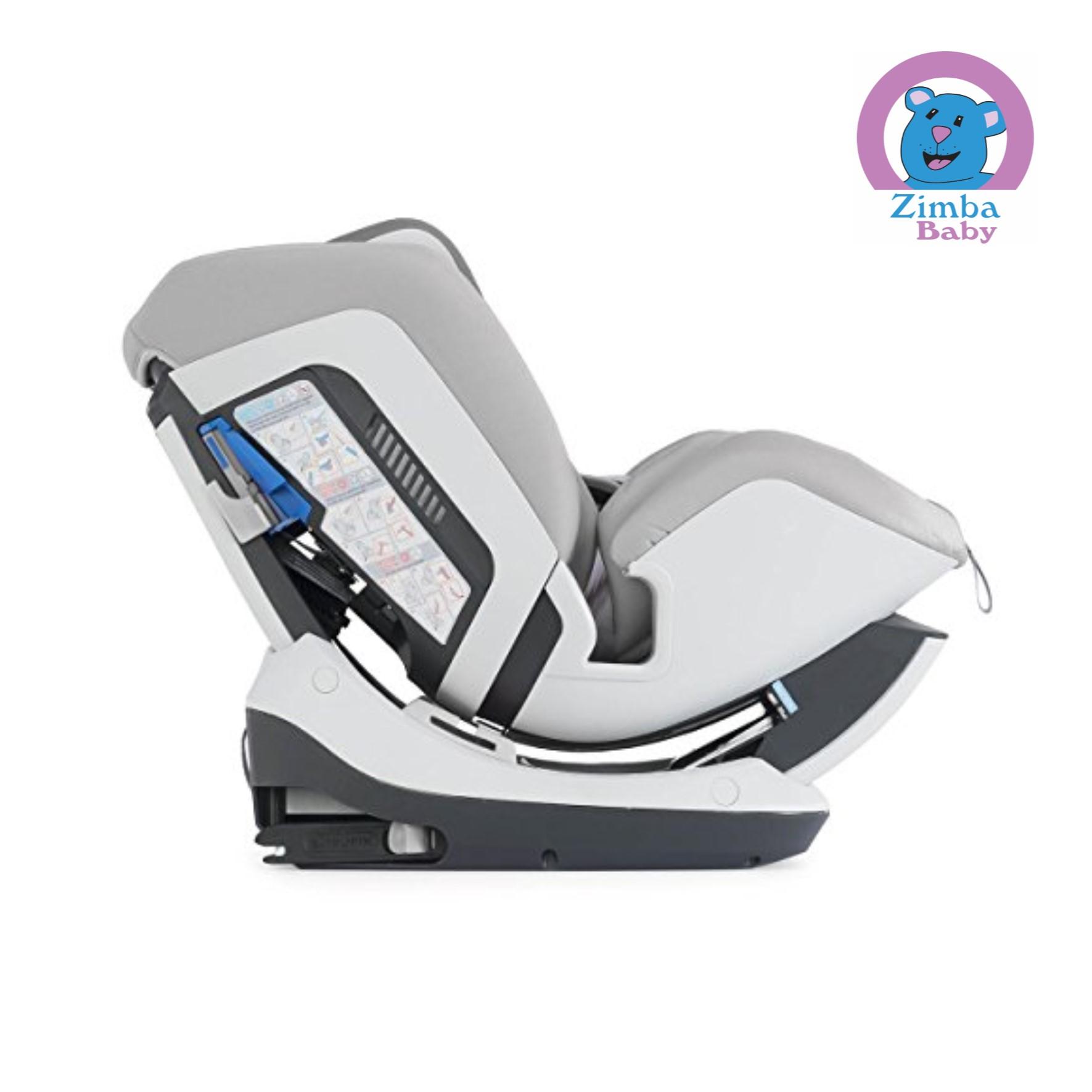 Cadeira de carro Seat Up Isofix - Chicco - 0 a 25 kg-Grey