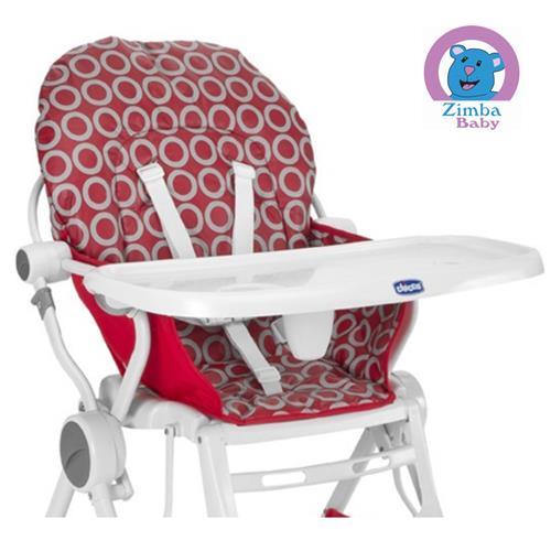 Cadeira de Alimentação - Pocket Lunch- Red Wave - Chicco