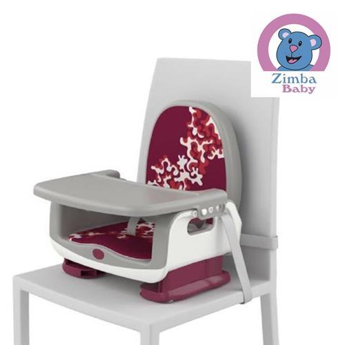 Cadeira de Mesa Upto5 Cinza Grey - Chicco