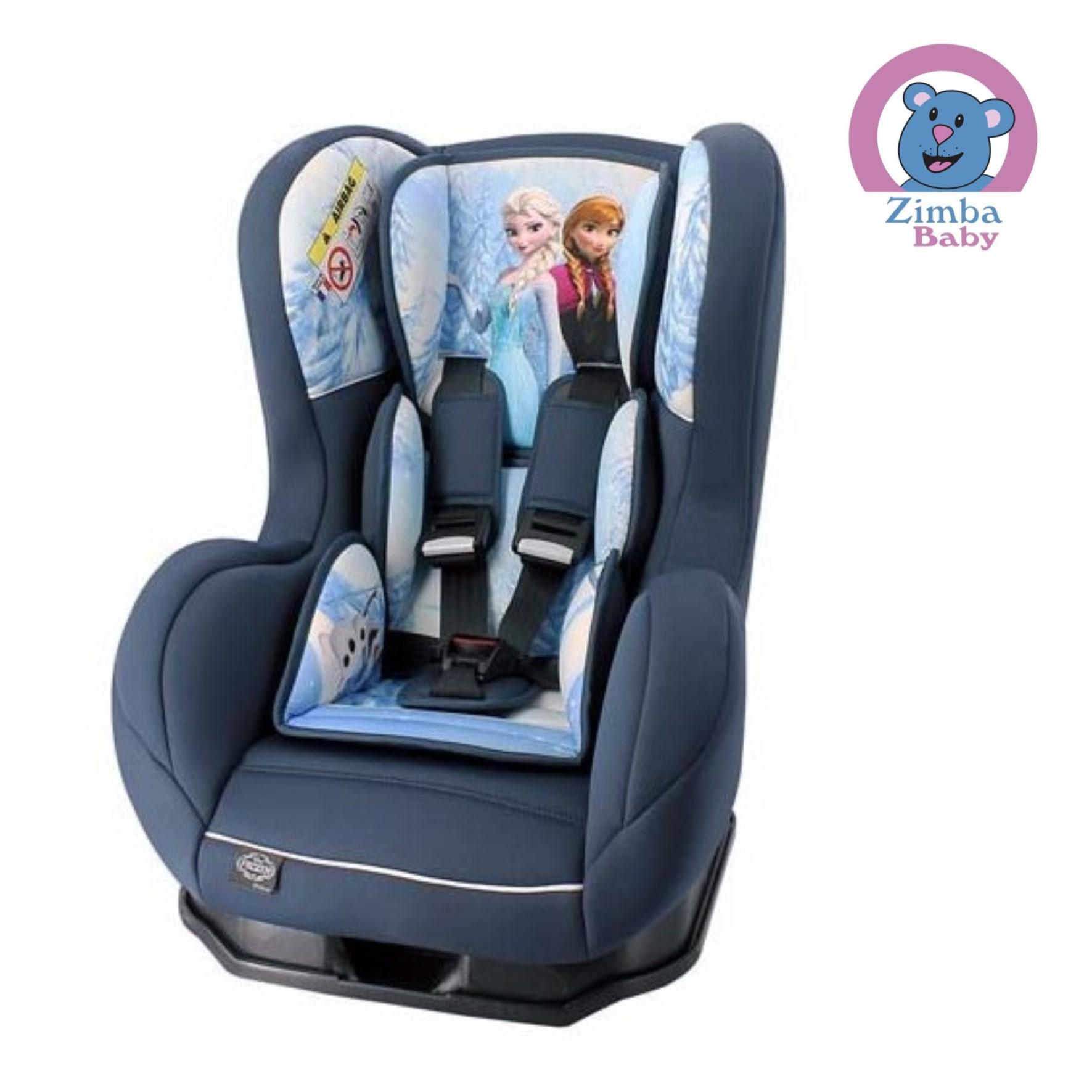 Cadeira de Auto - Cosmo SP- De 0 a 25kg - Disney Mickey - Nania