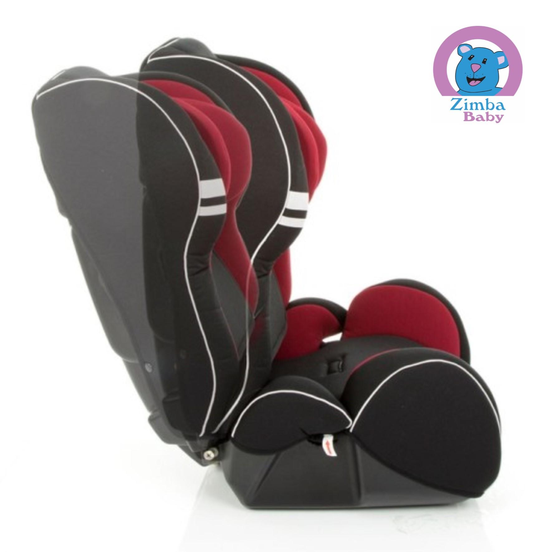 Cadeira para Auto - Star - Preta - De 1 a 8 anos - Até  36kg - Infanti